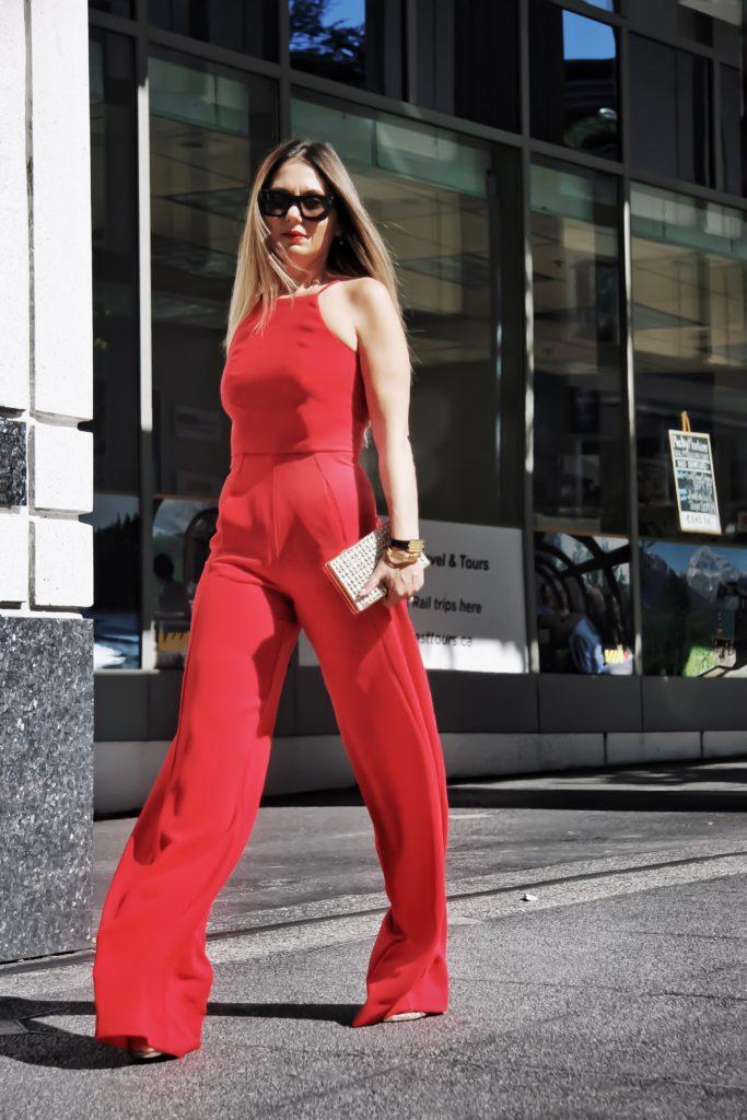 a45c0e98da3 Black Halo Wildfire Jumpsuit - Aurela - Fashionista
