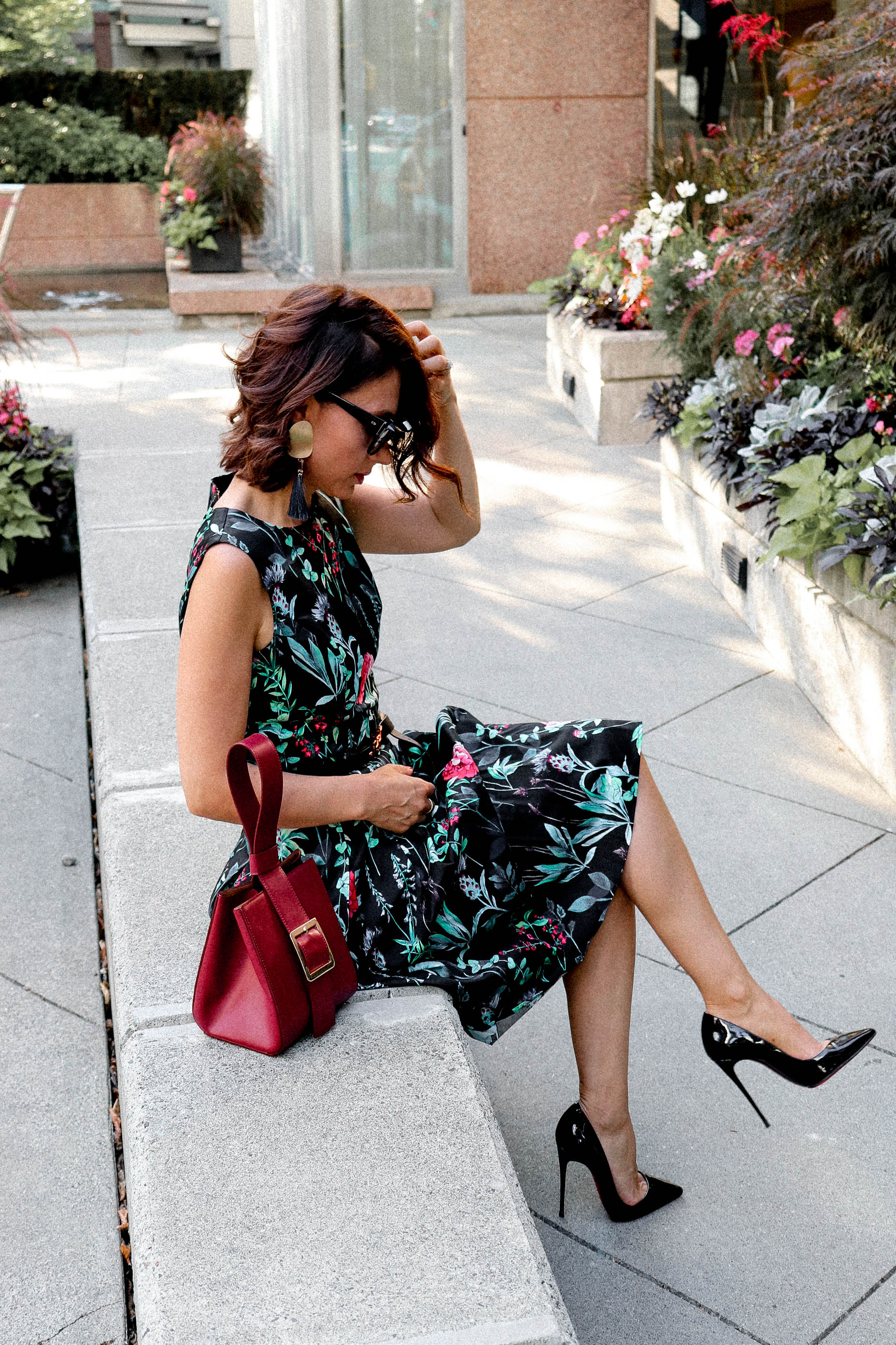 1395954d540f Macy s. Ways to Style a Floral Summer Dress