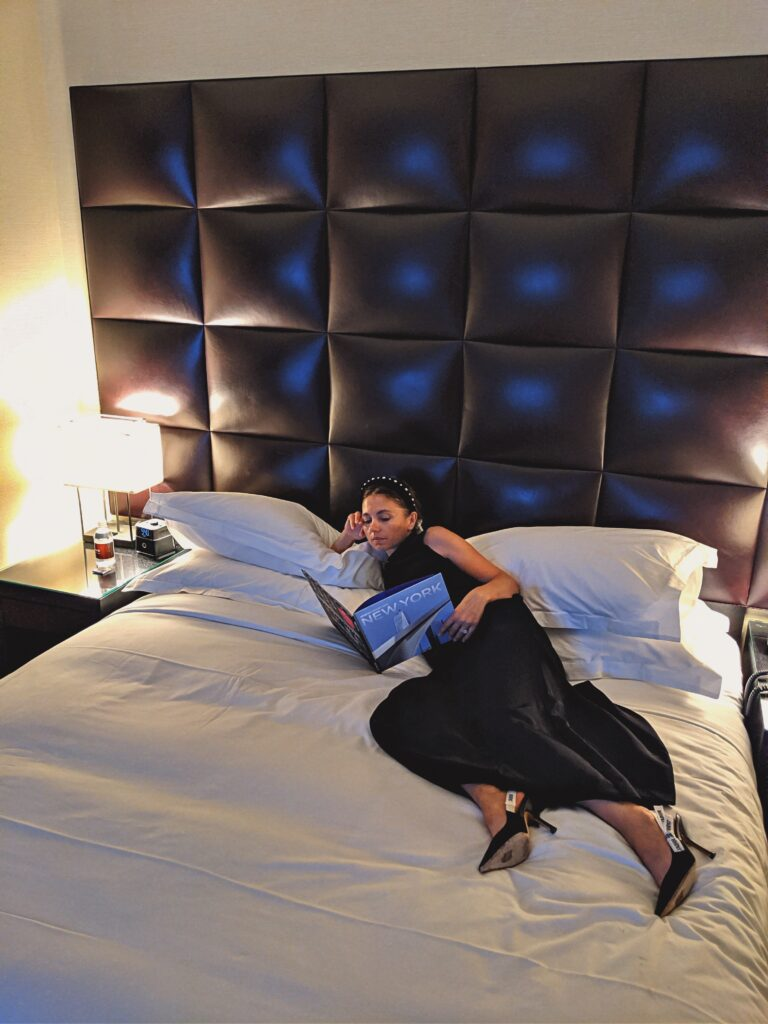 My stay The Dominick Hotel NYC